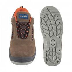 Zapato de seguridad modelo ANIBAL LUSITANIA S1P
