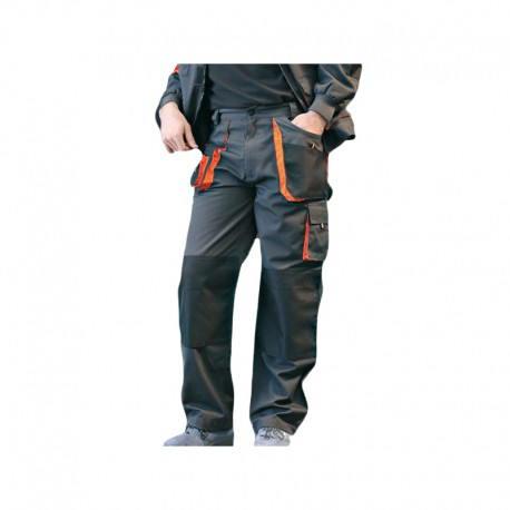 Pantalon Multibolsillos elastico Juba 961