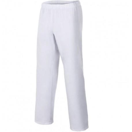 Pantalón pijama sin cremallera blanco VELILLA 334