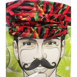 GORRO CHEF´S CITRICOS BUFF
